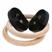 Кольца гимнастические для кроссфит, PROFI-FIT