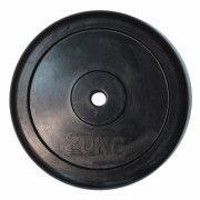 Диск обрезиненный ZSO черный Classic  D-26, 20 кг